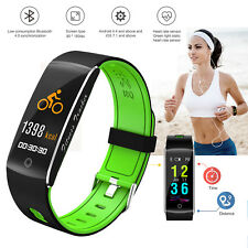 Heart Rate Monitor Smart Bracelet Fitness Tracker Watch Wristband For Samsung S9