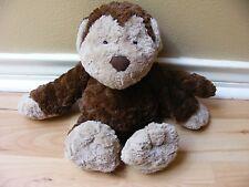 Jellycat Rollo Plush Monkey Dark Brown Stuffed Animal Toy Floppy Beany Lovey