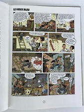 1980 Le vieux Bleu 3 Meilleurs Recits du Journal Spirou French Comics Hardcover