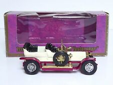 Matchbox Lesney Y10-3 1906 Rolls-Royce Silver Ghost Type H Box (VERY NEAR MINT)