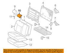 TOYOTA OEM 12-15 Tacoma Rear Seat-Headrest, Center 7196004040B1