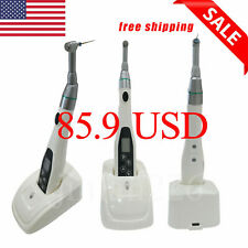 Dental Endodontic Root Canal Endo Motor Cordless Reciprocating 16:1 Treatment US