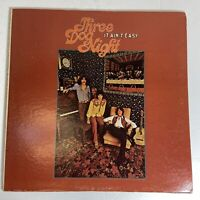 Vintage - THREE DOG NIGHT - Vinyl LP - It Ain't Easy - DS 50078 Dunhill 1970 VG