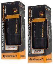 New 2 Pack Continental Grand-Prix 4 Season 700 x 25c Folding Clincher Tires
