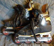 New listing Bauer Off Ice Hockey Skates Tuuk 7000 Size 5.5 5 1/2