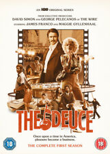 The Deuce: The Complete First Season DVD (2018) James Franco ***NEW***