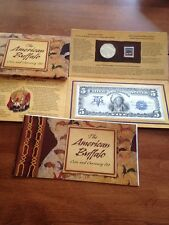 2001 The American Buffalo coin And Currency Set