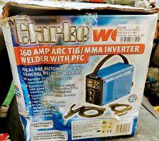 Clarke AT165 ARC TIG/MMA Inverter Welder
