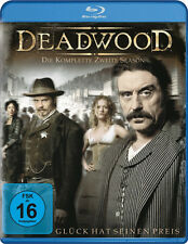 3 Blu-rays * DEADWOOD - STAFFEL / SEASON 2 # NEU OVP +