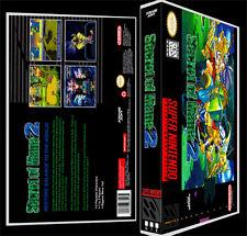 Secret of Mana  2 - SNES Reproduction Art Case/Box No Game.
