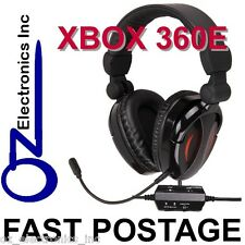 Gaming Headset for XBox 360E console RCA game sound & chat 2.1 EXTRA BASS Stereo