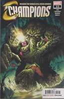 CHAMPIONS #23 MARVEL COMICS COVER A 1ST PRINT