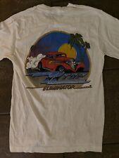 Vintage Zz Top Eliminator Long Sleeve T-Shirt