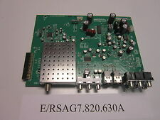 HP PLASMA TV  E/RSAG7.820.630A TUNER BOARD