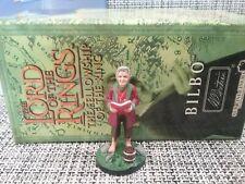 Lord of the Rings. Bilbo. Britains handpainted miniture metal figures .