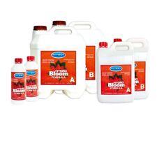 Hy-Gen Hydro Bloom A+B 5L Hydroponic Nutrient
