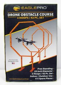 Eaglepro Drone Racing Obstacle Course 3 Hoops – New & Sealed