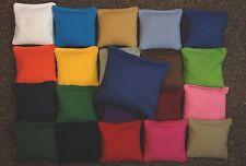 "Cornhole Bags- Set of 8, Bean Toss, 4"" Bags mini 4 inch"