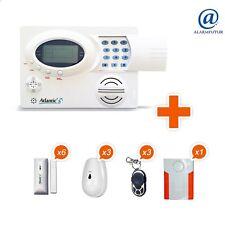 Alarme maison sans fil Atlantic'S ST-III - Kit 5