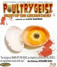 Poultrygeist - Night Of The Chicken Dead (Blu-ray, 2011, 2-Disc Set)
