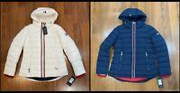Tommy Hilfiger Women's Puffer Jacket Size S, M, L, XL New