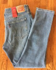 Levis 711 Mended Skinny Jeans Womens Size 10 W30 New