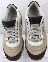 Women's MBT Swiss Retro Lace-Up Sneakers Shoes Size 7.5 US/ 37 EUR - (S10)