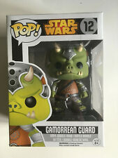 Gamorrean Guard (12) Funko Pop! Vinyl Star Wars vaulted Return of the Jedi