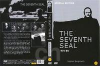 Det Sjunde Inseglet, The Seventh Seal (1957) - Ingmar Bergman   DVD NEW