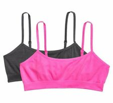 2-pack crop tops seamless