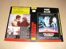 JAQUETTE VHS Philadelphia Experiment