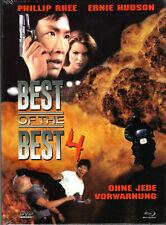 Best of the Best 4 , ohne Vorwarnung ,strong limited Mediabook , uncut , No. 136