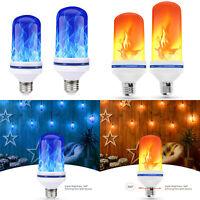 LED E27 Licht Fackel Feuer Lampe Flammen Effekt Glühbirne Atmosphäre DeKorLampe