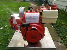TECUMSEH ENGINE 5HP HORIZONTAL SHAFT ENGINE  MINI BIKE ENGINE