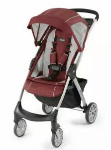 Chicco Mini Bravo lightweight stroller - Chili NEW