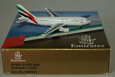 Herpa 500951  Airbus A310-308 Emirates 1st Version in 1:500 scale