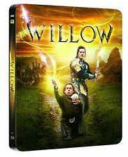WILLOW (UK LIMITED EDITION STEELBOOK) [BLURAY] NEW & SEALED