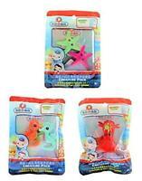 Octonauts Fisher Price Sea Creature 3 Pack Seahorse, Vampire Squid & Starfish -
