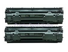 2PK New Toner For HP 35A CB435A HP LaserJet P1002 P1003 P1004 P1005 P1006 P1009