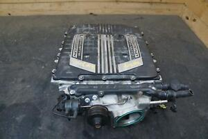 Supercharger Assembly 6.2L V8 LT4 Chevrolet Corvette C7 Z06 15-16 *Broken Plugs*
