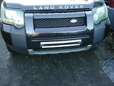 Land Rover Freelander 1, Facelift 2004-06.Front bumper Java black,697