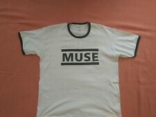 Muse touring t-shirt Drones Manchester Arena April 2016, size XL