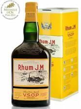 3 BOTTLEs RHUM VSOP J.M agricole