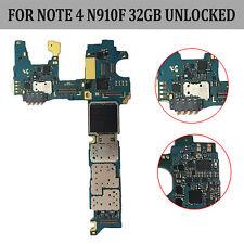 Scheda Madre Original Motherboard Per Samsung Galaxy Note 4 N910F 32GB Sbloccato