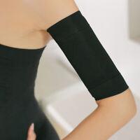 2pcs Women Weight Loss Upper Arm Shaper Slimming Beauty Sleeve Wrap Belt Band