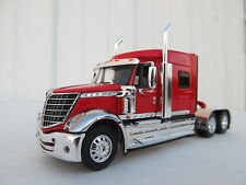 DCP 1/64 SCALE INTERNATIONAL LONESTAR RED (TRACTOR ONLY)