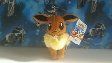 Pokemon Plush Eevee TOMY Stuffed animal Toy Doll