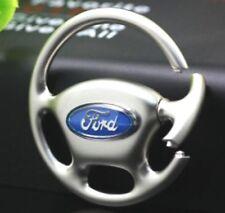 AUTO CAR wheel Keyring Keychain Key Chain Ring Keyring For  Ford edge +Box Gift