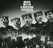 MAN WITH A MISSION - DEAD END IN TOKYO   CD NEU