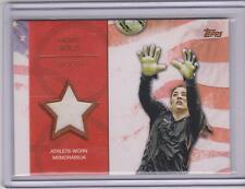RARE 2012 TOPPS OLYMPIC HOPE SOLO BRONZE RELIC CARD ~ 04/75 USA SOCCER WORLD CUP